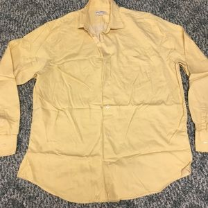 Men's Banana republic button down shirt size large